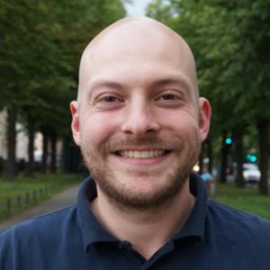 Eric Vohn, Liberale Hochschulgruppe Potsdam
