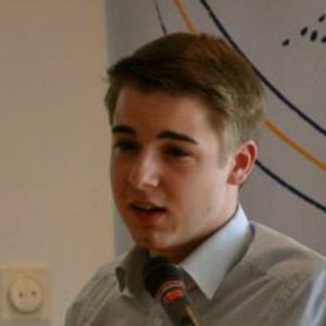 Janusch Jacoby, Liberale Hochschulgruppe Potsdam
